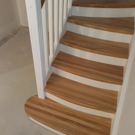 Iespēja pasūtīt kvalitatīvas koka kāpnes